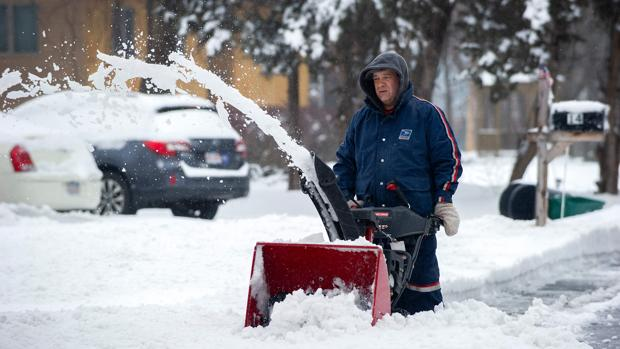 La nieve ha inundado Massachusetts