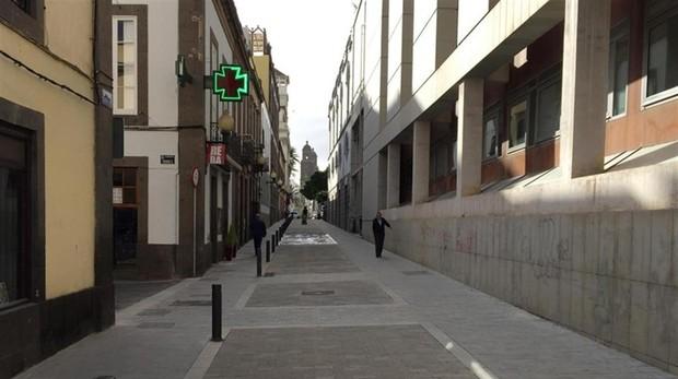 Calle General Bravo de Las Palmas de Gran Canaria