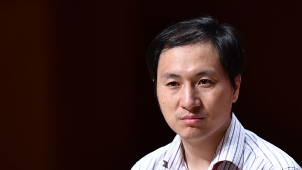 He Jiankui, en una imagen de archivco