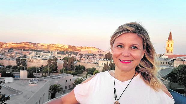 Noelia Ávila, directora de Halcón Peregrinaciones