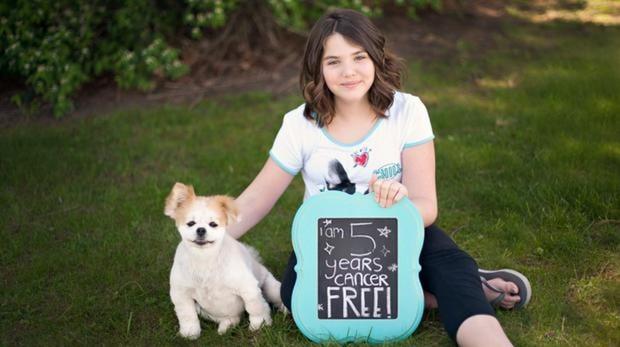 Emily Whitehead venció el cáncer gracias a la terapia CAR-T