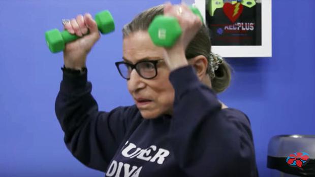 Por qué a los 80 años hay que hacer pesas