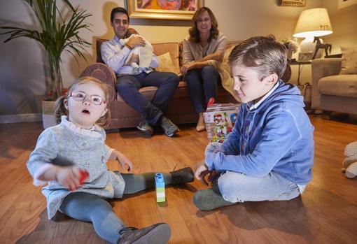 Pequeños «influencers» con síndrome de Down: «Por un solo niño que nazca, vale la pena»