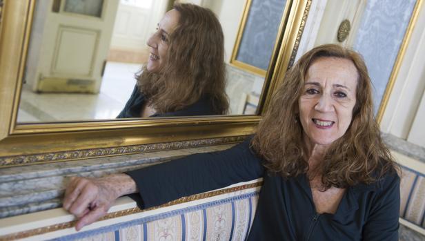 Carme Portaceli: «Me fijo en las mujeres porque no lo hace nadie»