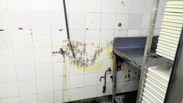 Imagen de la cocina del hospital Vall d'Hebrón