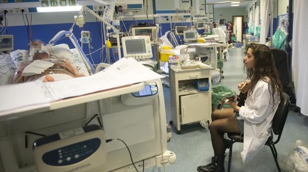 Música en directo, la «nueva medicina» que se investiga en los hospitales