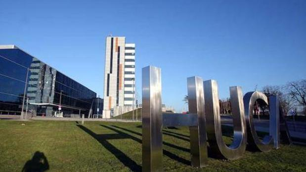 Imagen del Hospital Universitario Central Asturias