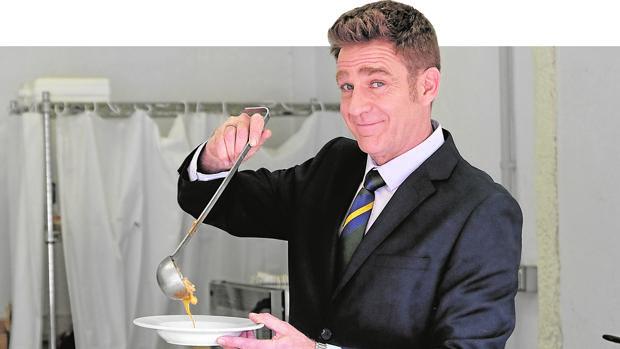 Al actor de «Servir y Proteger» le encantan los platos de cuchara