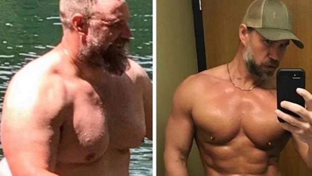 El antes y el después de Jeremiah Peterson