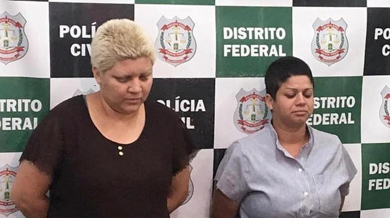 Una pareja de lesbianas amputa el pene y matan a su hijo porque querían que fuera una niña