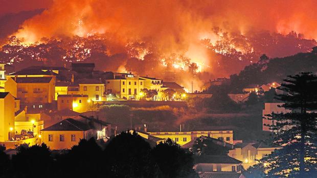 España se arma para evitar incendios de sexta generación