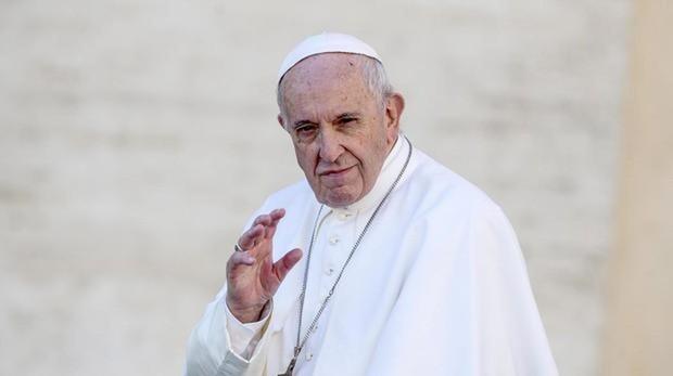 El Papa inicia las «vacaciones» de julio en su casa, disfrutando la tranquilidad