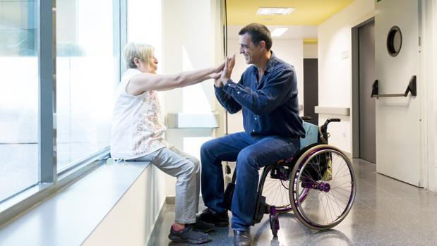 NC1, el fármaco español de 15.000 euros para tratar lesiones medulares