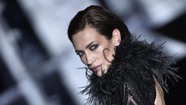 La modelo Nieves Álvarez