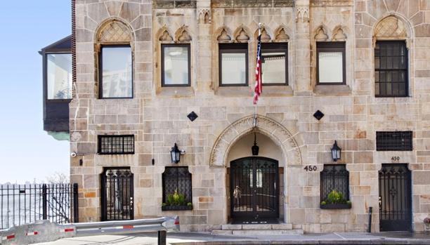 El edificio Campanile, en la isla de Manhattan