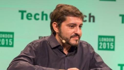 Agustín Gómez, en una conferencia