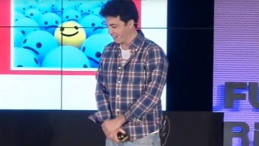 Íñigo Juantegui, durante el 'ESCexpress LaRioja'15