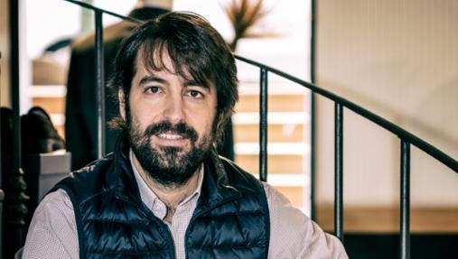 Emilio Colomina, cofundador de La Fábrica de Camisas