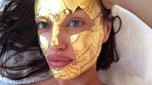 Hidra-Lift Golden Facial Treatment Mask