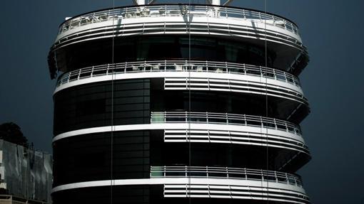 Nueva sede del Yacht Club de Mónaco