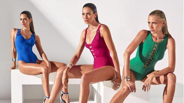 El verano más sexy de Judit Mascó, Nieves Álvarez y Ariadne Artiles