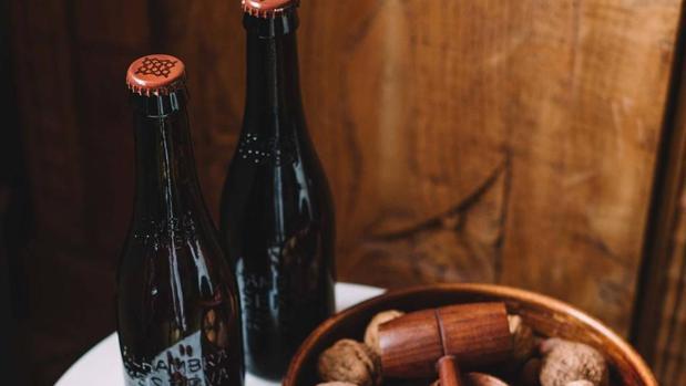 Alhambra Cerveza Roja