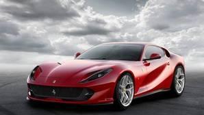 Lujo y potencia en lo último de Ferrari