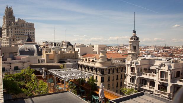 Las mejores terrazas de madrid 2017 for Terrazas de verano madrid