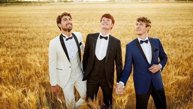 Cómo vestir en una boda 143f957dd8b7