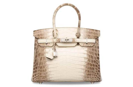 El bolso más caro del mundo es de Hermés