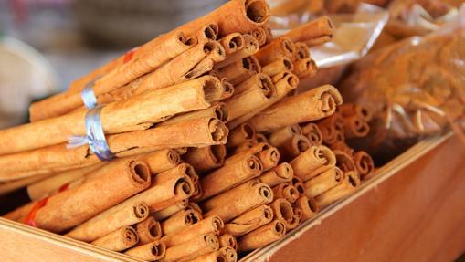 Existen muchas variedades de canela