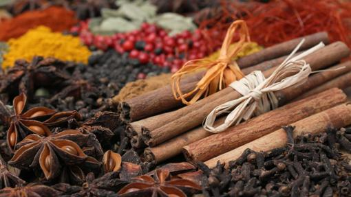 El aroma a canela en perfumes