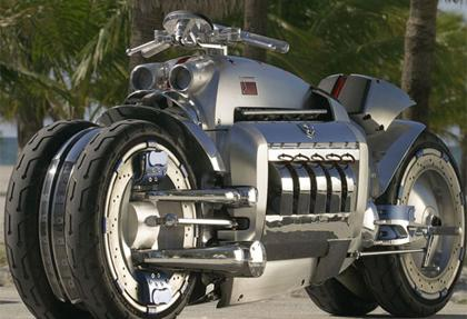 Tomahawk V10 Superbike