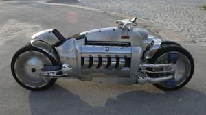 Roadstar BMS Chopper