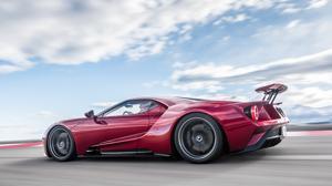GT en el circuito de Le Mans