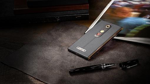 Nueva apuesta de Lamborghini, el teléfono inteligente Alpha One