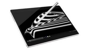 Pantalla del nuevo portátil de Porsche Design