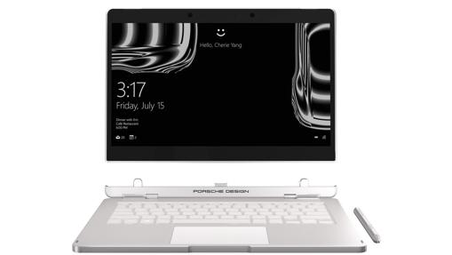 Pantalla y teclado se pueden utilizar por separado