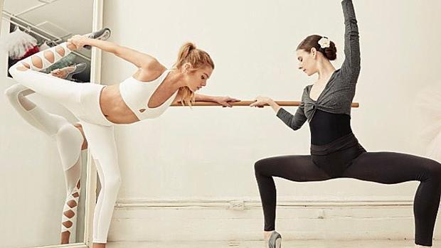 La mejor manera de ponerse en forma se llama bailar
