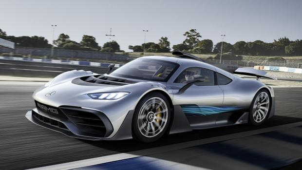 Mercedes - AMG Project One