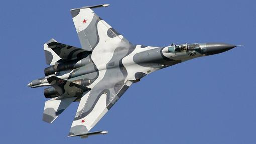 Sukhoi Su 27 SK