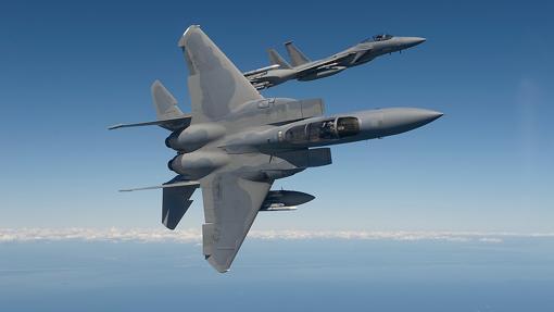 Eagle F-15