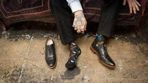 Es hora de marcar la diferencia con los calcetines