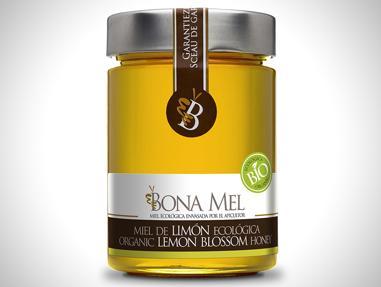 Miel de limón ecológica