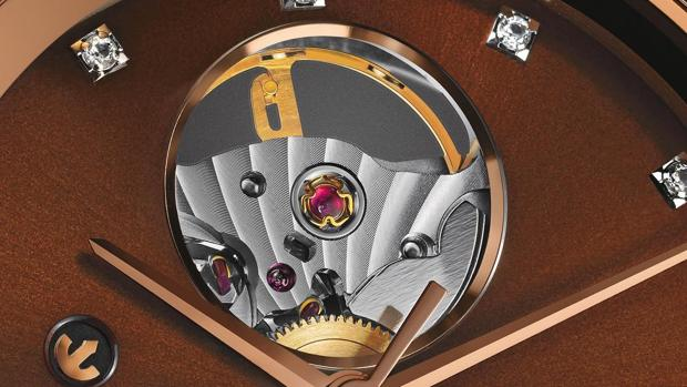 Parte de la esfera del modelo Centrix Open Heart