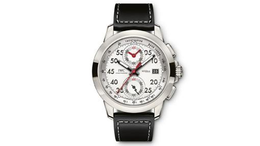 """Modelo Ingenieur Cronógrafo edición deportiva """"50º aniversario de Mercedes -AMG"""""""