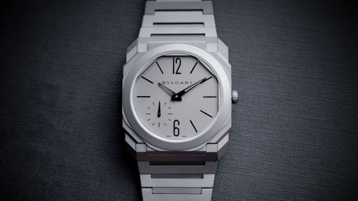 7fc5940ba15c Octo Finissimo - Bulgari. El modelo premiado como Mejor Reloj de Caballero  ...