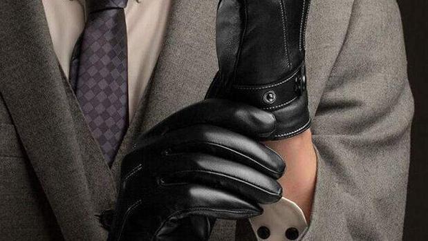Código de estilo de los guantes