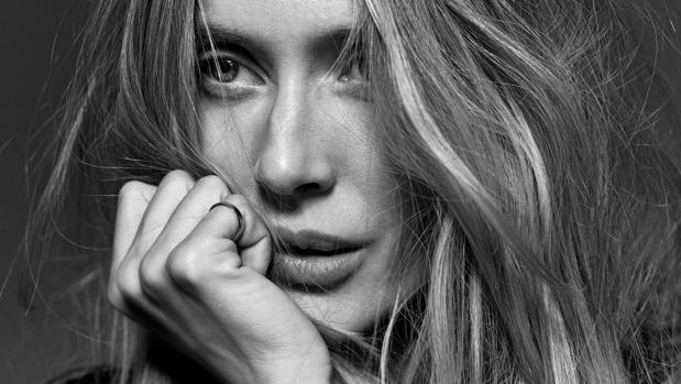 La modelo Vanesa Lorenzo