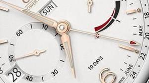 Relojes que apuestan todo al blanco
